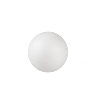 Boules de polystyrène - 7cm de diamètre