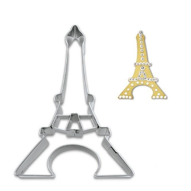 Cookie Cutter Eiffel Tower - 8 cm - Städter