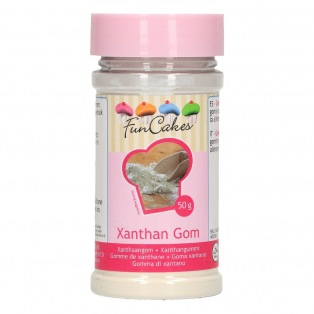 Xanthan Gom 50g - Funcakes