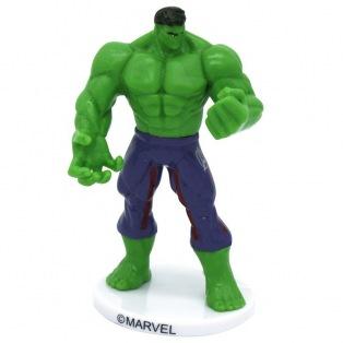 Figurine Hulk plastique