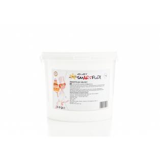 Pâte à sucre 7 kg - Blanc (Velvet Vanille) - Smartflex