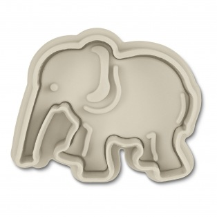 Cutter with Stamp Elephant - Städter