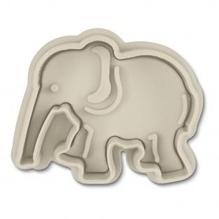 Emporte-pièce éléphant  - Städter