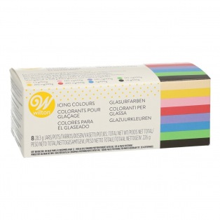 Wilton Icing Color Kit 8 x 28g