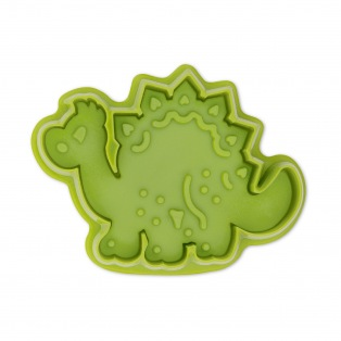 Cutter with Stamp Dinosaure - Städter