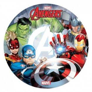 Wafer disc Avengers