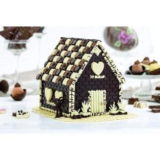 Decora - Gingerbread House Cutter Set - 8 pcs