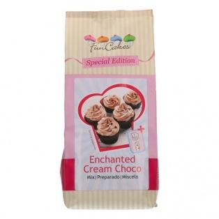 FunCakes Mix pour Crème Enchantée au chocolat 450g