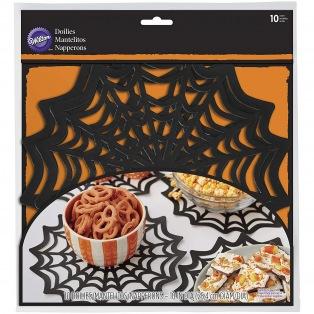 Halloween Paper Doilies - Wilton
