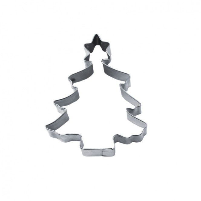 Christmas Tree with Star Cookie Cutter - Städter