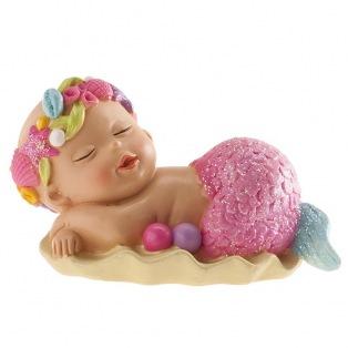 Baby Mermaid Girl - 10cm - Dekora