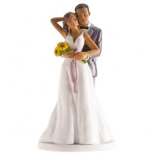 Wedding couple Rome Figurine - 18cm - Dekora