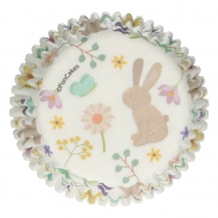 Baking Cups - Spring Animals - 48 pcs - FunCakes