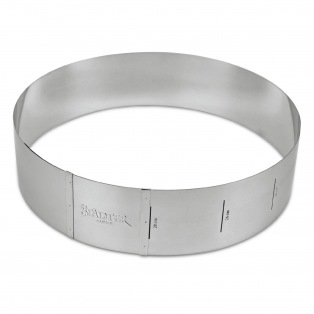 Stainless Steel Cake Ring - Städter