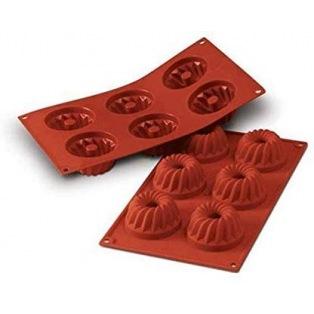 Silicone mold - 6 Kougloff