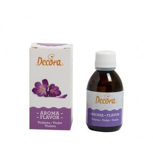 Arôme de Violette 50gr Decora