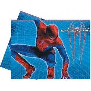 Nappe en plastique - Spiderman