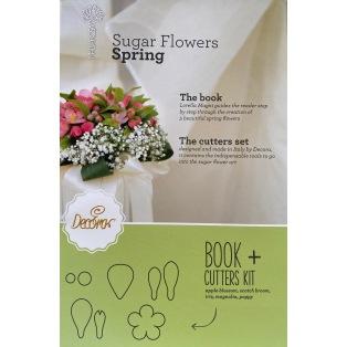 Sugar Flowers Spring 8 Cutters