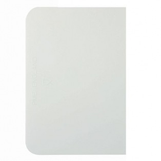Plain edge side scraper - 13 cm-  PME