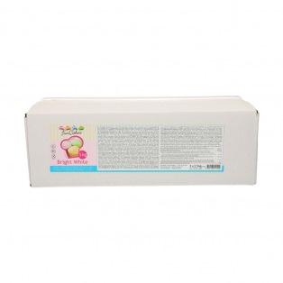 Pâte à sucre 5kg (2x2.5kg) - Blanc (Bright White)  - Funcakes