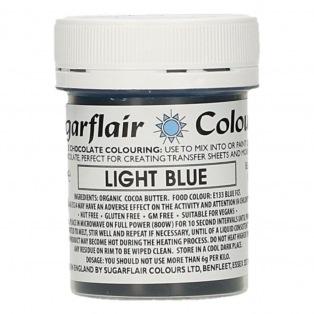 Sugarflair - Chocolate Colouring - Light Blue