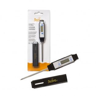 Digital Probe Thermometer - 7cm Probe - Decora