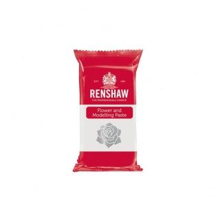 Pâte à pastillage/gum paste - Blanc - 250gr - Renshaw
