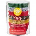 Baking Cups/150pcs - Tradition Celebrations - Wilton