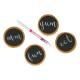 Brush Food Pen - White - Funcakes