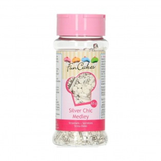 Medley Silver Chic 65g - Funcakes
