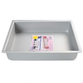 Moule à gâteau rectangulaire 27,5 x 37,5 x 7,5cm - PME