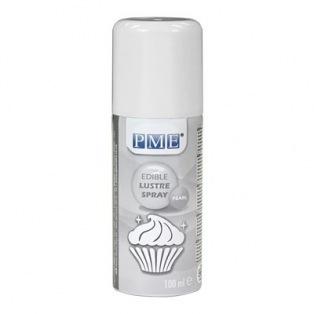 Edible glaze spray - Pearl - 100ml - PME