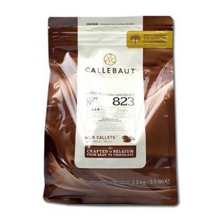 Callebaut Milk Chocolate Callets 2,5 kg