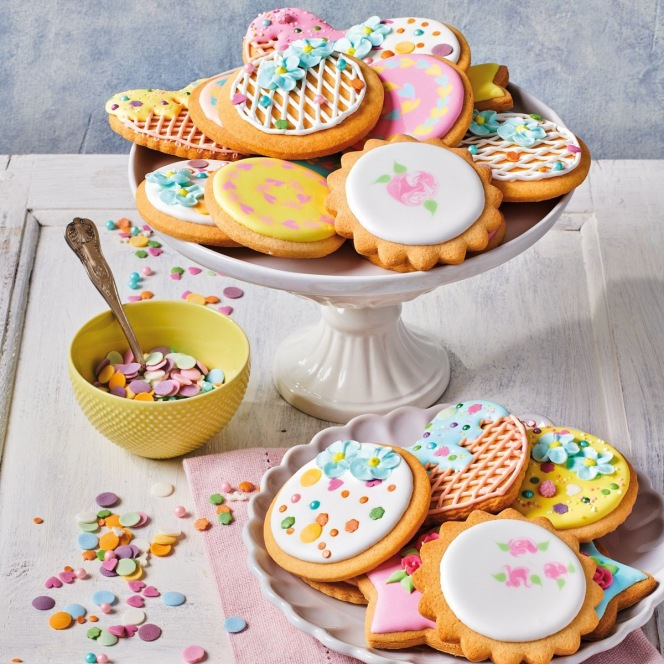 Mélange glace royale 900g Funcakes