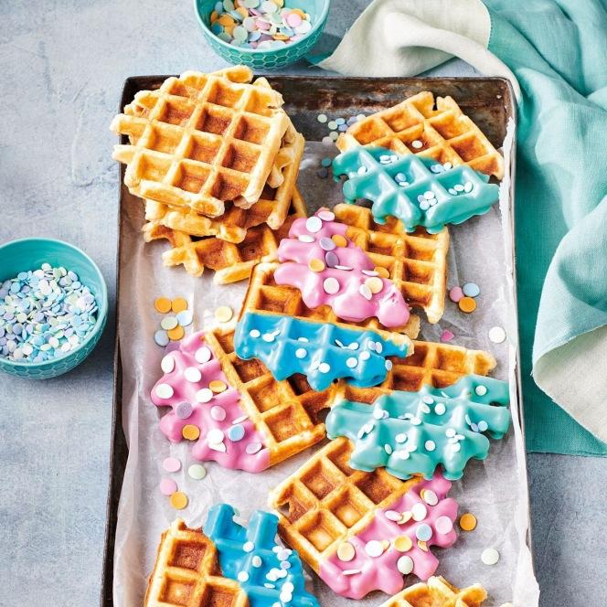 FunCakes Mix for Sweet Belgian Waffles 1kg