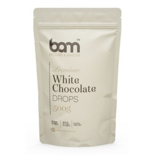 Chocolat blanc - 500g - BAM