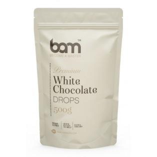 White Chocolate - 500g - BAM