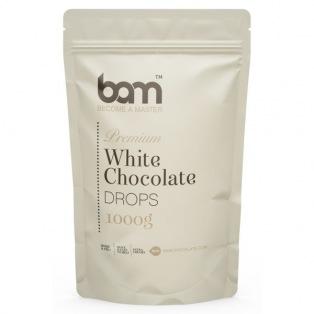 Chocolat blanc - 1kg - BAM