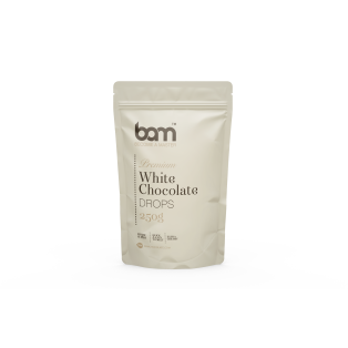 Witte Chocolade - 250g - BAM