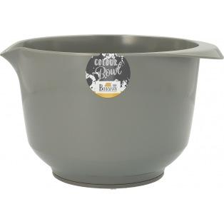 Mixing & Serving Bowl - Grey 2L - Birkmann