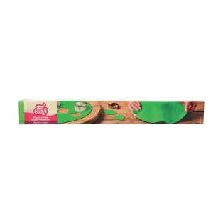 FunCakes Ready Rolled Fondant Disc Spring Green