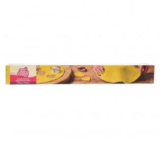 FunCakes Ready Rolled Fondant Disc Mellow Yellow