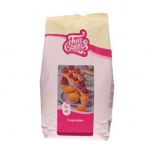 FunCakes Mix pour Cupcakes 4kg