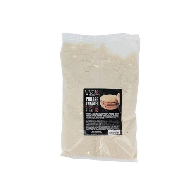 Amande en poudre - Extra fine - 1kg - Patisdecor