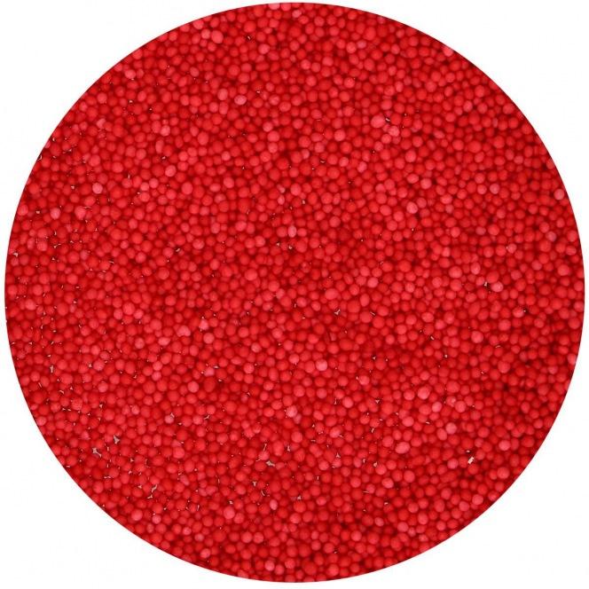 FunCakes Nonpareils - Red - 80g