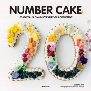 Livre - Number Cake