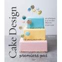 Livre Cake Design - Premier pas Hachette