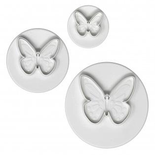 Découpoir papillon -3pc- PME
