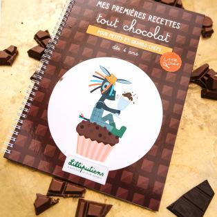 Mes premières recettes tout chocolat - Livre