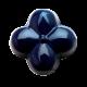 Blauw Power Flower™ 50g Callebaut